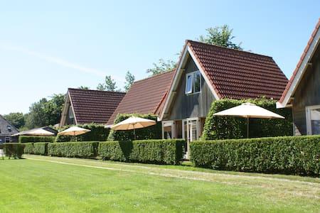 Fijn vakantiehuis in Groet Schoorl - Kisház