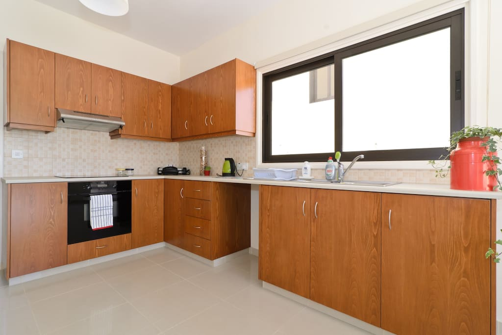 The Kitchen - Fully equipped