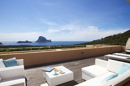 New Luxury Appartment - Ibiza - Sant Josep de sa Talaia