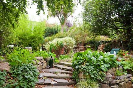Full House, Garden, Hammock :-)