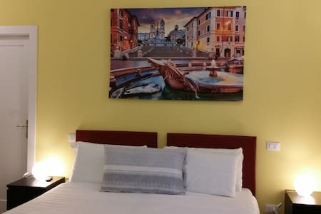 Il Tempio della Capitale Yellow - Roma - Apartment