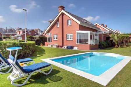 Alquiler Chalet Playa Cerrias - Liencres - House