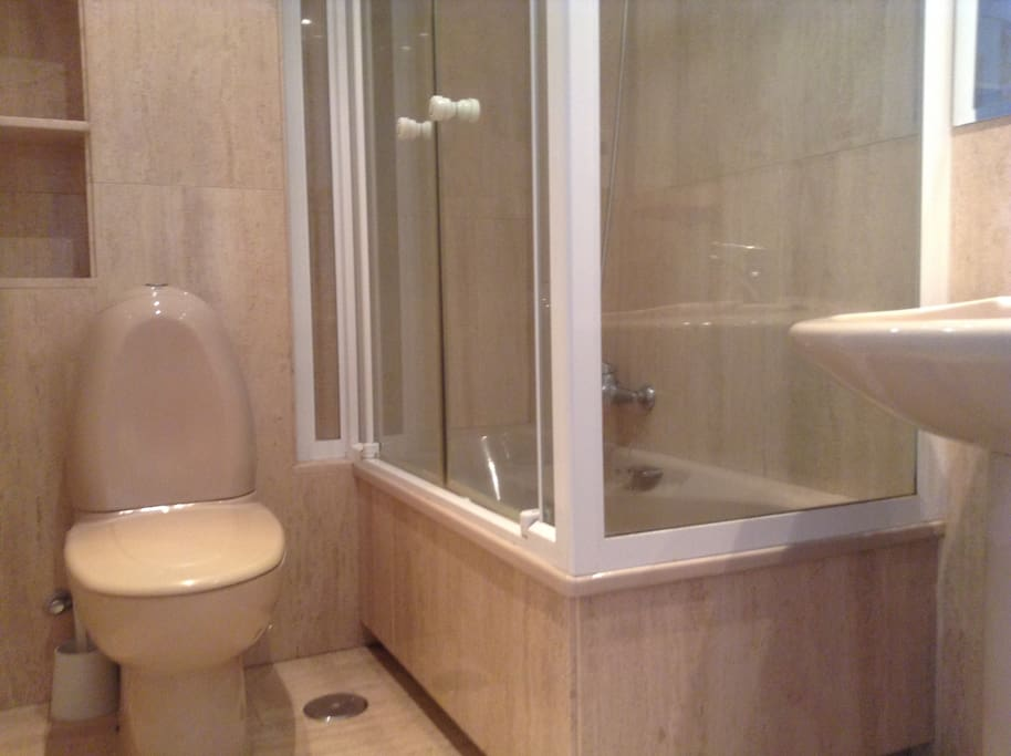 Baño - piso superior