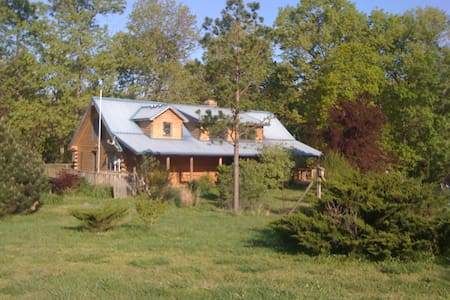 Ozark Getaway@ Dockley Ranch - Chadwick - Casa