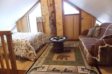Hestar Ranch on San Juan River, Icelandic Horses - Pagosa Springs - Bed & Breakfast