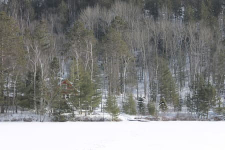 Very private cottage - Mökki