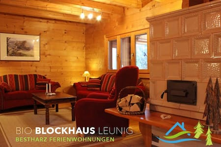 Bio Blockhaus **** - Bad Harzburg - House