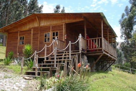 Espectacular hacienda en Cayambe - Villa