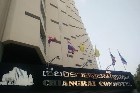 Room 206 @ Chiang Rai Condotel - Queen Bed - Apartment