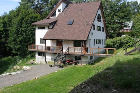 Large private house in Rossland - House