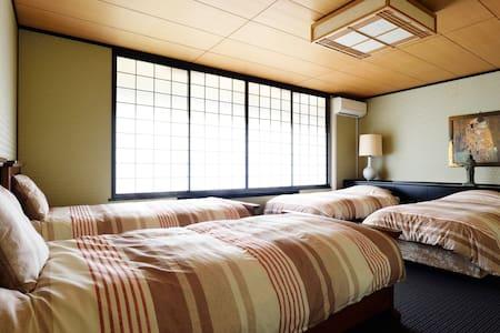 #1 Garden View 4 Adults Room,2 stations to the KIX - Izumisano-shi - Villa