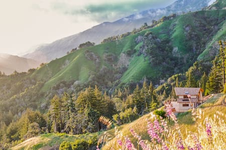 10 Acres That Feel Like A 1,000 - Big Sur