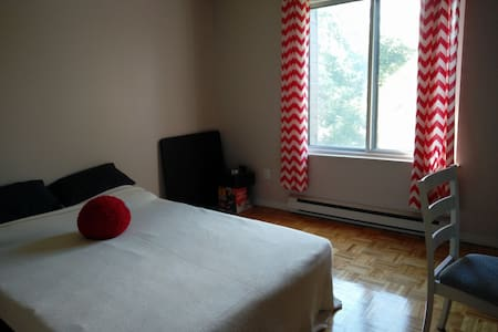Charming Duplex, Close to everything! With parking - Montréal - Apartment