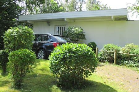 Summer house near beach and capital - Graested - Casa de campo