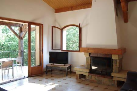 Grande maison au calme sur la commune de Peille. - Villa