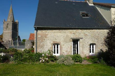 gîte mer et campagne - Saint-Martin-de-Varreville - Dom