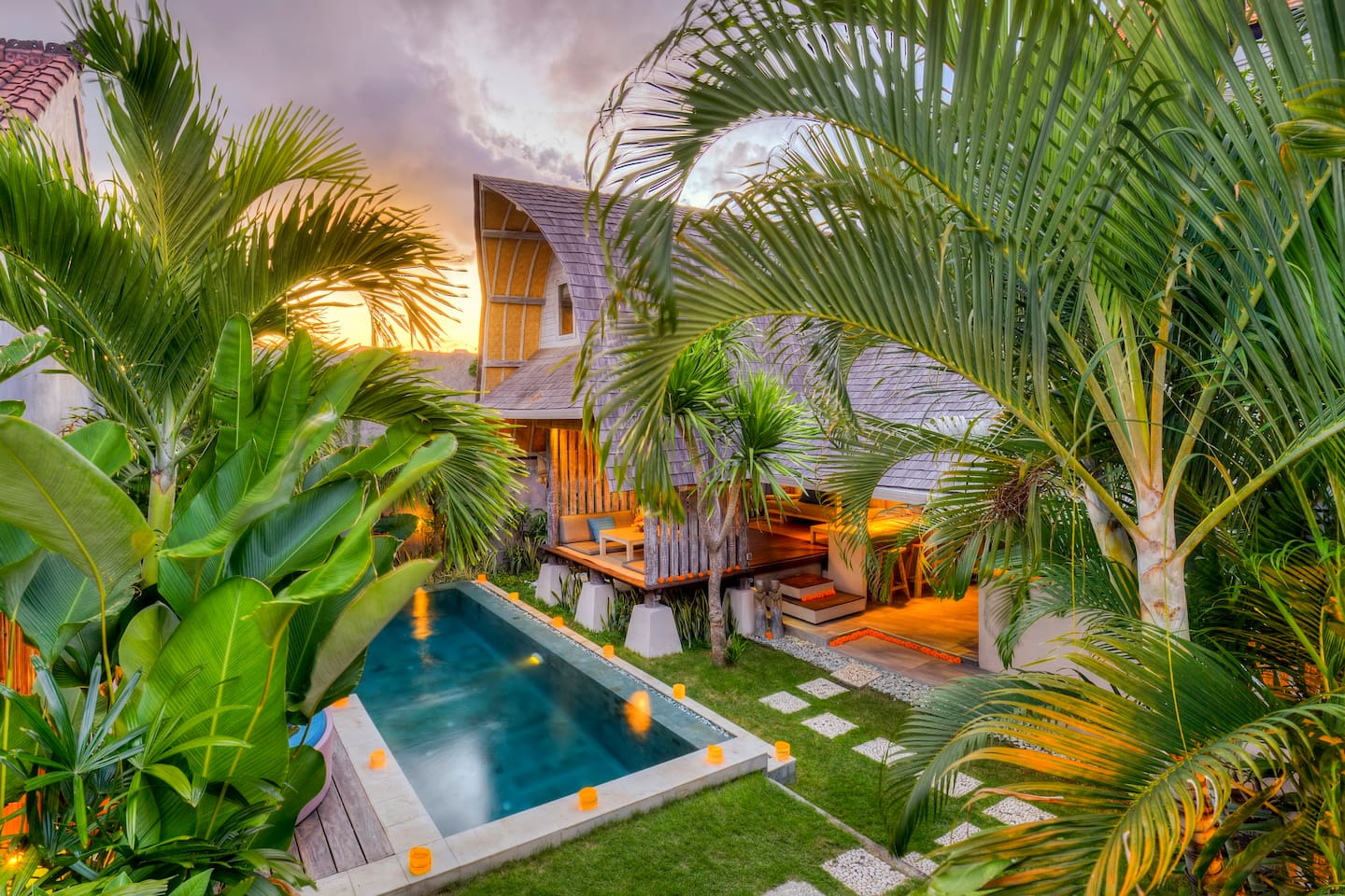 Romantic Luxury Escape Seminyak - Villa's te Huur in Kuta