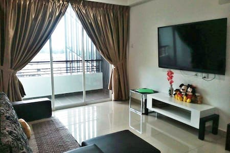 Ipoh City Center Homestay - Társasház