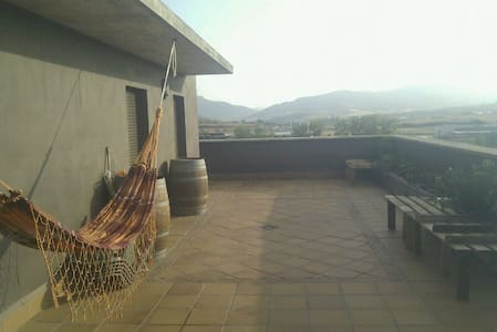Attic Room/Habitación en ático - Sarriguren/Pamplona