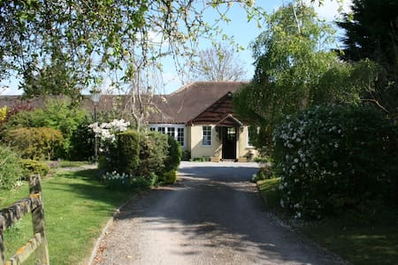 Cotswold Country Gfloor a twn/dble private bath/sh - Bed & Breakfast