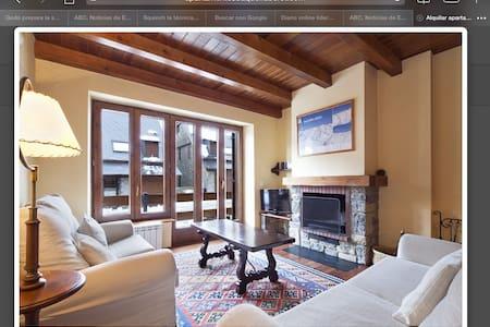 Apartamento montaña a 1700 metros - Cuestas de Ruda - Apartment