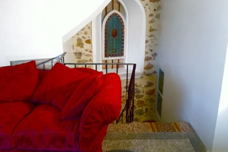 Charming Old Rectory , 5 km see 8 P - Huis