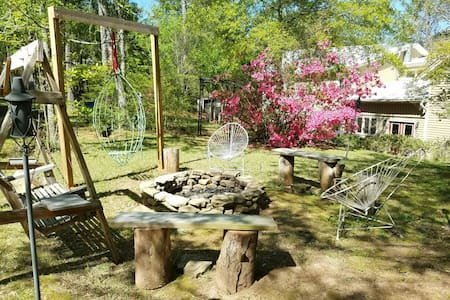 Camping Plot at Carriage House - Tent