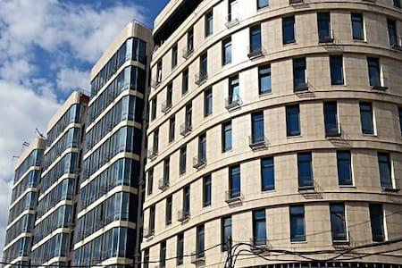 Идеальное жилье в центре с видом на Москва-СИТИ - Apartment