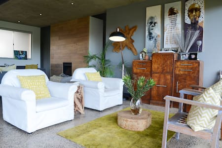 Colourful, creative, peaceful home - Bed & Breakfast