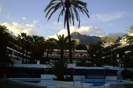 LuXury Studio, Golden Mile, Marbella - Marbella - Flat