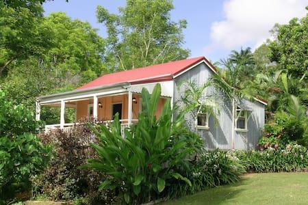 Whitsunday Cane Cutters Cottage - House