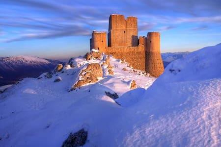 caratteristica casa in montagna - Maison