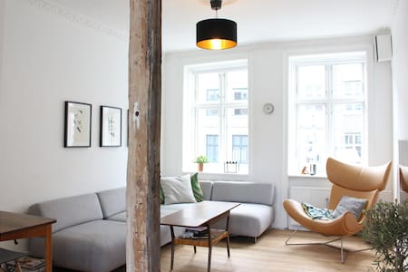 Cozy and stylish CPH apartment