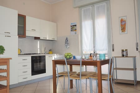 Bright and wide flat in the Historical Centre - Mantova