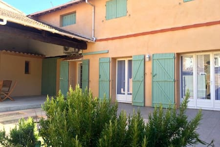 Restored wine-grower's house - Dom