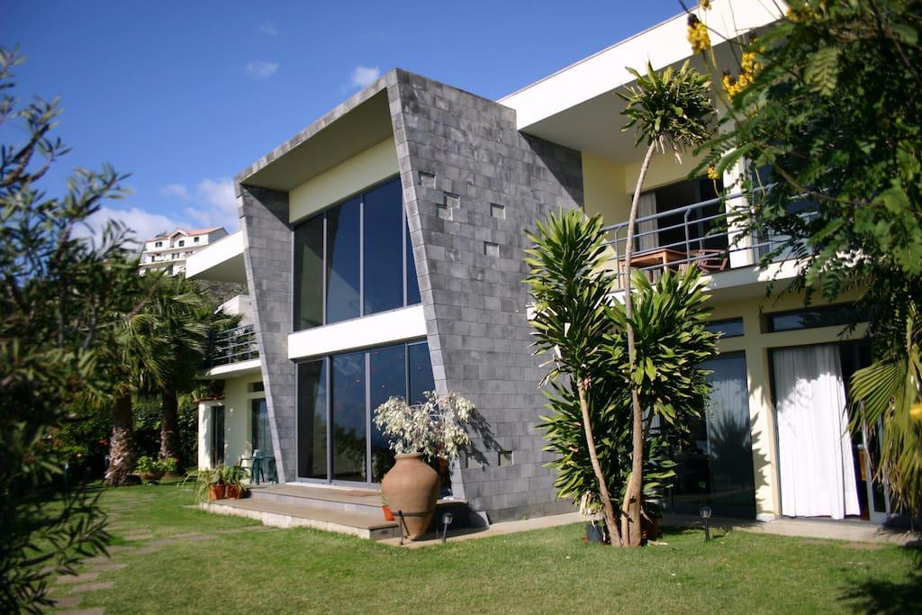 Casa do Papagaio Verde