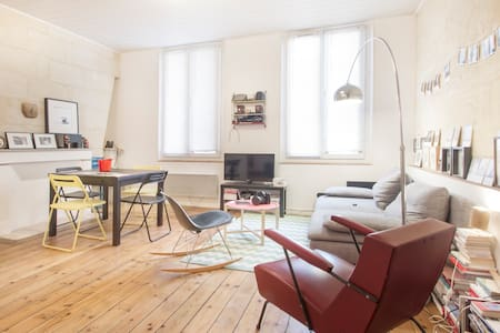 Charming flat in the city center