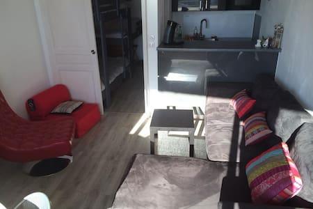 Apart 5 pers la mongie tourmalet - Apartment