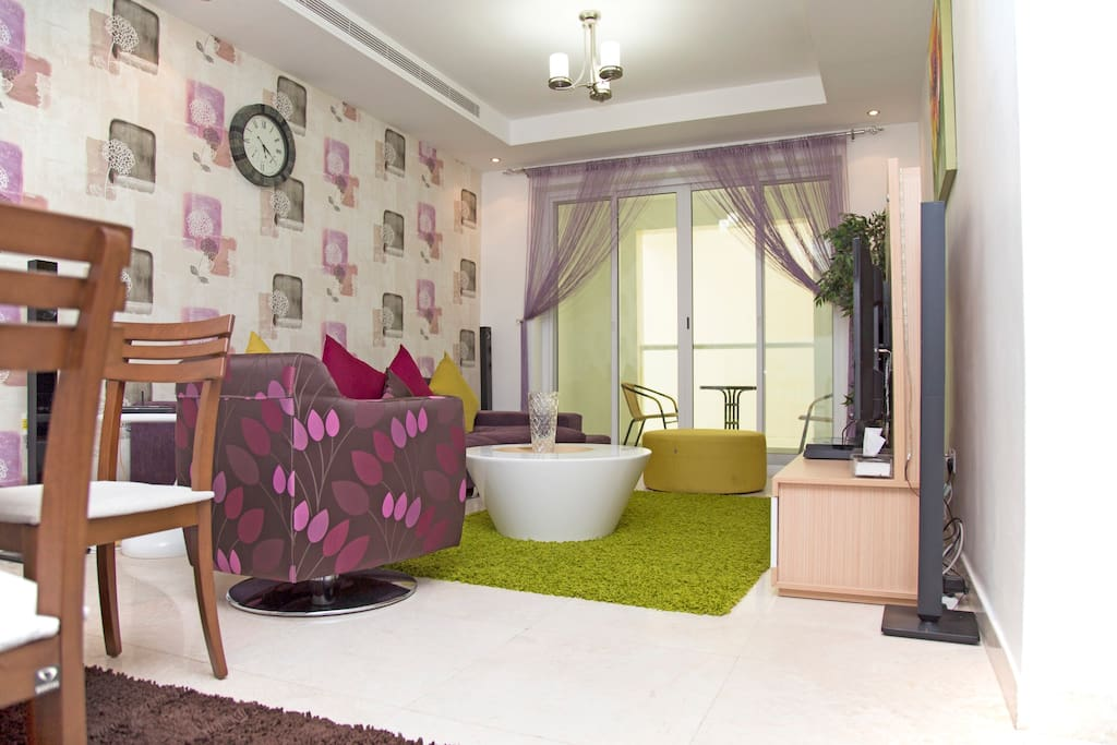 Luxurious two bedroom apartment