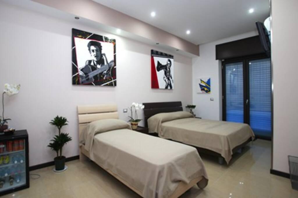 The Nocciola Room