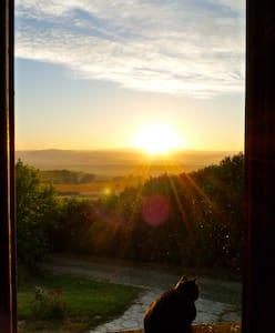 Chambre(s) d'hôtes en Auvergne - Bed & Breakfast