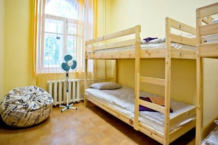 Yaroslav Hostel Dorm with 4 beds - Asrama
