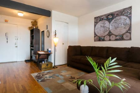 Studio with a King Sized Bed - Queens - Wohnung