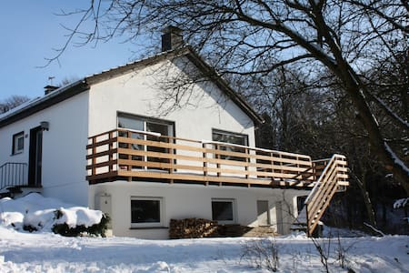Schitterend huis in Sauerland - Warstein - Hus