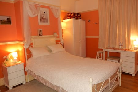 Double room with breakfast in  pub - Bed & Breakfast