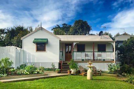 The Gardener's Cottage Bangalow - Hus