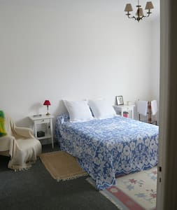 Big and luxury bedroom with breakfast include - Wohnung