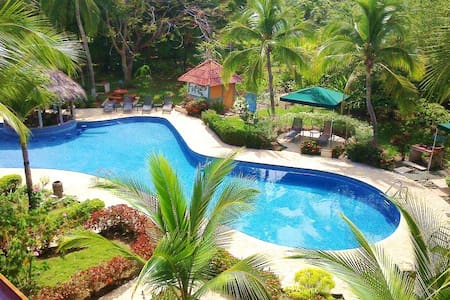 #110-Condo Resort,Secluded,Relaxing - Quepos - Apartment