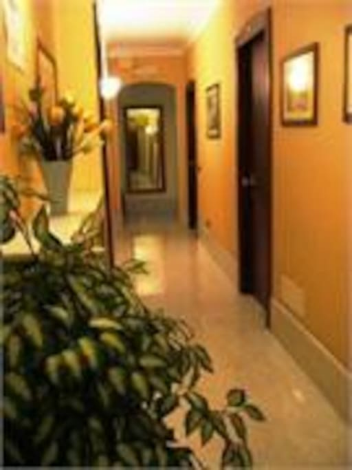 Milazzo Roma  - Your room in center