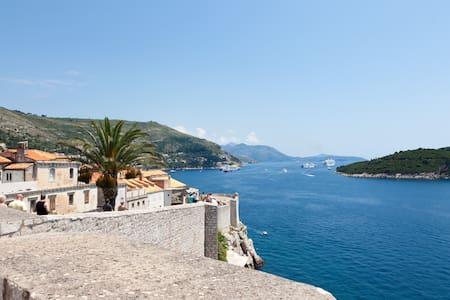 Sea view apartment  - Dubrovnik - Appartement